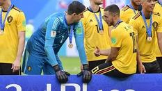 Sau World Cup 2018, Eden Hazard và Thibaut Courtois có thể rời Chelsea