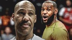 LaVar Ball chê LeBron James quá yếu để đấu tay đôi với mình