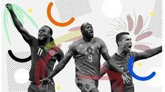 Thống kê thú vị về muôn vẻ cách ăn mừng bàn thắng tại World Cup 2018