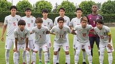 Nhật Bản tiếp tục đưa đội U21 đi ASIAD 18, đấu U23 Việt Nam
