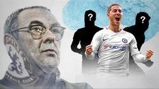 """Chelsea sẵn sàng cuộc sống không Hazard bằng 2 mục tiêu chuyển nhượng """"khủng"""""""
