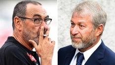 """Abramovich yêu cầu tân HLV Chelsea, Maurizio Sarri sửa """"tật xấu"""""""