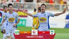 SLNA - HAGL: Chờ dàn sao U23 Việt Nam tỏa sáng