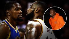 Vừa đến Lakers, LeBron James đã rủ rê Kevin Durant tiệc tùng tại hộp đêm