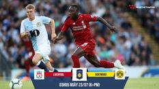 """Đóng vai """"ông chủ"""", Naby Keita giúp Liverpool khuất phục Dortmund ở ICC Cup?"""