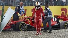 Vettel thất bại ở German GP vì quá hiếu thắng?