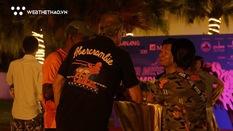 Ấm áp tiệc đứng Manulife Danang International Marathon 2018