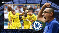 5 thay đổi dưới thời HLV Sarri giúp Chelsea thắng đậm trận đầu Ngoại hạng Anh