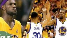 Hiệu ứng LeBron James lại giúp Lakers vượt qua Warriors ở một con số