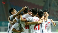 ASIAD 2018: Olympic Việt Nam 2-0 Olympic Nepal