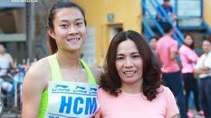 """""""Nữ hoàng tốc độ"""" Lê Tú Chinh thoải mái trước thời khắc xung trận ở ASIAD 2018"""