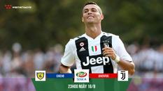 Ronaldo chấm dứt kỷ nguyên 23 năm số 9 của Juventus bằng chiến thắng trước Chievo?