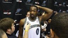 Từng có những trò đùa kinh tởm trong phòng thay đồ Washington Wizards năm 2007
