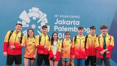 Bơi lội Việt Nam hứng khởi trước giờ xung trận ở ASIAD 2018