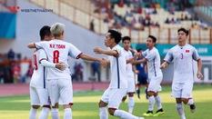 ASIAD 2018: Olympic Việt Nam 1-0 Olympic Nhật Bản
