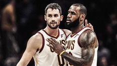 Kevin Love bày tỏ biết ơn tới LeBron James, nhưng không phải vì lí do mà mọi người nghĩ