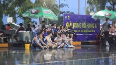 Khai mạc Giải bóng rổ hạng A TPHCM 2018: Thủy chiến!
