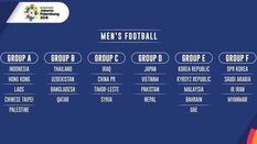 Nhận định tỷ lệ cược kèo bóng đá tài xỉu ASIAD 2018 mới nhất hôm nay ngày 20/08