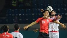 Olympic Việt Nam gặp Olympic Bahrain ở vòng 1/8 ASIAD 2018