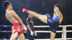 Muay Thai Fight Night 2018: Nguyễn Trần Duy Nhất thắng thuyết phục võ sĩ Thái Lan