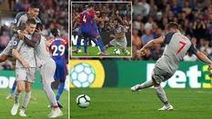 Thành tích khó tin của Van Dijk và 5 điểm nhấn không thể bỏ qua từ trận Palace - Liverpool