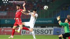 Vào bán kết ASIAD 2018, Việt Nam vẫn chỉ đứng thứ 5… Đông Nam Á
