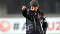 HLV Park Hang Seo mong ngày được đối đầu với Guus Hiddink