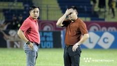 FLC Thanh Hóa mất HLV trưởng 3 trận do phản ứng với trọng tài