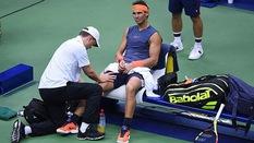 Bỏ cả China Open và Shanghai Masters, Nadal còn vật lộn với chấn thương đến bao giờ?