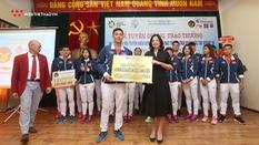 LĐĐK trao thưởng ASIAD: Thầy trò Bùi Thị Thu Thảo nhận 250 triệu từ Vietravel