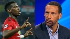 """Rio Ferdinand cảnh báo Pogba về """"quả đá phạt đền lâu nhất lịch sử"""" trận MU hạ Young Boys"""