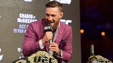 Conor McGregor tuyên bố đem kinh nghiệm Boxing vào sàn MMA