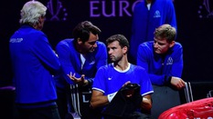 Laver Cup 2018: Grigor Dimitrov và Kyle Edmund giúp đội châu Âu 2-0