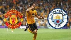 Tin bóng đá ngày 24/9: Wolves hét giá Ruben Neves không tưởng cho Man Utd và Man City