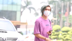 Xuất hiện như tài tử Hàn Quốc với mái tóc nhuộm, Tuấn Anh đốn tim người hâm mộ