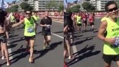 Runner Trung Quốc bị tố sàm sỡ ở giải chạy marathon