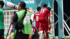"""Olympic Việt Nam """"cày ải"""" như thế nào ở ASIAD 2018?"""