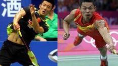 Cầu lông: Lin Dan, Chen Long thận trọng trước thềm Singapore Open