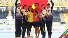 Vũ khí bí mật giúp Tú Chinh, Nguyễn Thị Huyền đạt 6 HCV SEA Games