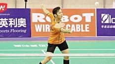 Tiến Minh dừng bước ở bán kết US Open 2017