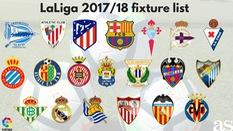 BXH La Liga vòng 34 mùa giải 2017/18
