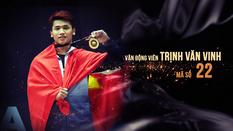 ƯCV hạng mục VĐV nam của năm - Cúp chiến thắng 2017: Trịnh Văn Vinh