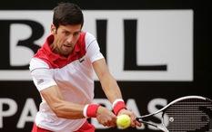 Vòng 1 Roma Master: Thắng nhẹ Dolgopolov, Djokovic đã hồi sinh?