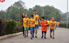 """Các """"mẹo"""" giúp trẻ nhỏ thích chạy bộ"""