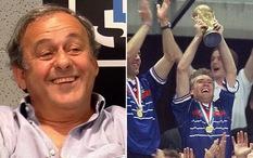 """Michael Platini gây sốc thừa nhận World Cup 1998 đã được """"dàn xếp"""""""