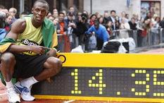 Usain Bolt: Lời mời của Sir Alex Ferguson và kỷ lục chạy 8,7 giây dưới mưa