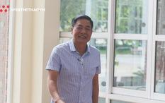 """Chủ tịch Trần Anh Tú: """"Anh Trần Mạnh Hùng xin từ chức là một quyết định dũng cảm"""""""