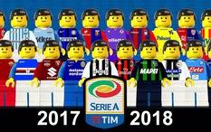 BXH Serie A vòng 34 mùa giải 2017/18