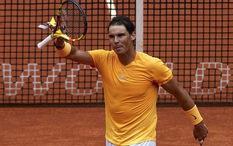 Madrid Open: Đánh bại Schwartzman, Nadal lập kỷ lục không tưởng