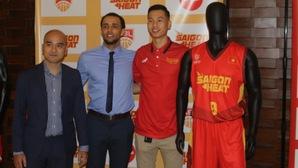 Lộ diện đồng phục thi đấu mới của Saigon Heat tại ABL 9